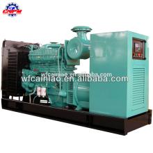 weifang preço confiável de 1000kva gerador diesel