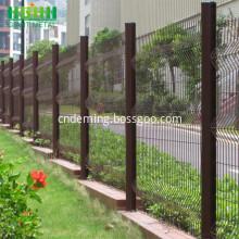 Welded Wire Mesh Fence Panels in 6 Gauge