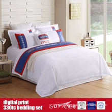 60S 330TC 173*156 Cotton Digital Print Duvet