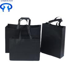 Özelleştirilmiş alışveriş çantası çevre dokunmamış çanta