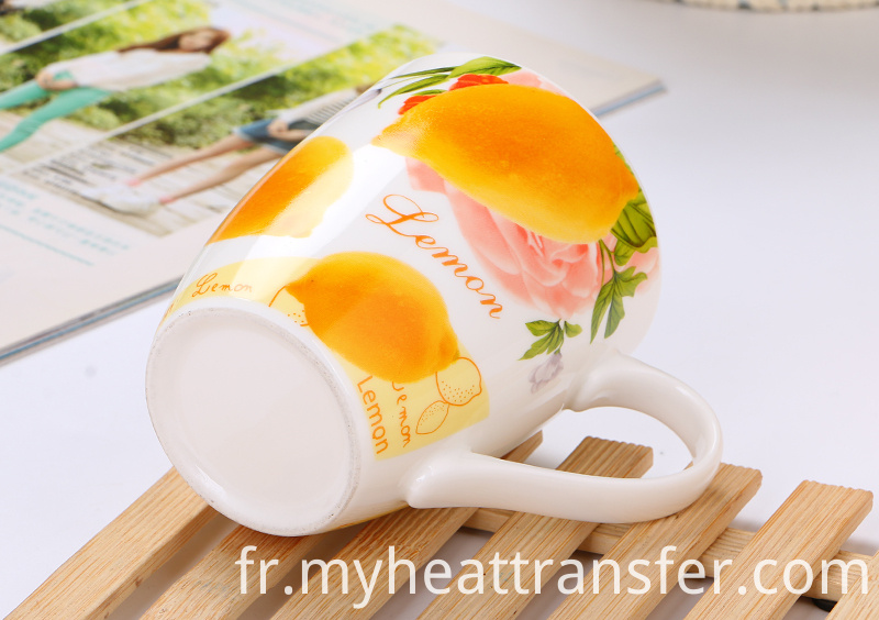 Fruit Ceramic Mug