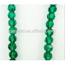 Gros perles de rondelle en pierre à facettes et turquoise, perles de rondelle, perles