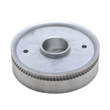 Zinc Die Casting Dongfeng Auto Parts Series Traction Wheel