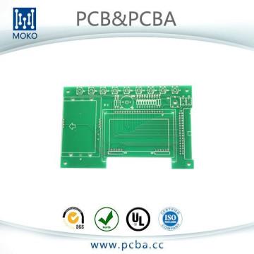 Fabricação médica personalizada rápida de PCBA com painel LCD