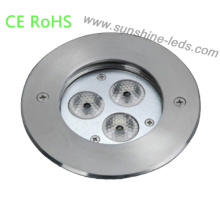 CE High Quality 9W LED Underwater Fountain Pool Light