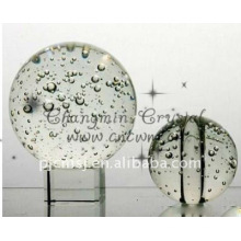 Bola de cristal da decoração