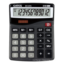 Good quality Popular Solar Power office calculator DC-870