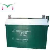 Bateria acidificada ao chumbo selada de 2v 100ah