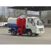 FORLAND 4CBM Sealed Garbage Collection Truck