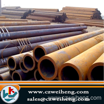 Customized Seamless Steel Pipe 32.2 * 6.2 - 355.6
