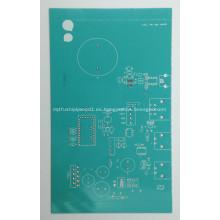 Placa de circuito pcb en blanco ENIG FR4 94v0