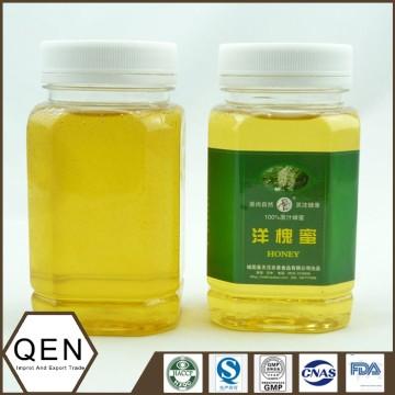 La miel de acacia está hecha de acacia falsa