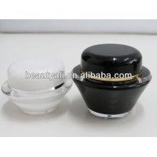 Tarro de acrílico para envases cosméticos
