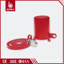 Nuevo diseño resistente a vandalismo Válvula de enchufe bloqueo dispositivo de seguridad BD-F41, el mejor precio de cierre de la válvula