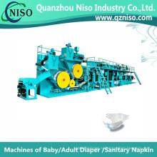 PLC контролирует полный серво взрослый машина пеленки (CNK300-СВ)