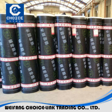 SBS modified bitumen waterproof membrane for roof sand