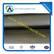 Конвейерная лента ячеистой сети металла для горячей обработки, сушки, мойки, печь тоннеля