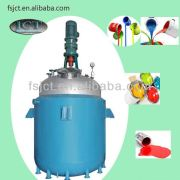 acrylic latex paint agitated reactor