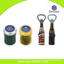 Promoção personalizado impressão abridor de garrafas de cerveja personalizado