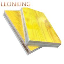 ISO9001 passed timber formwork boards /SHANGHAHI QINGE LEONKING plywood doka like formwork board