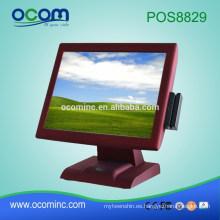 POS8829 Terminal de POS All-in-One Touch de 15 pulgadas