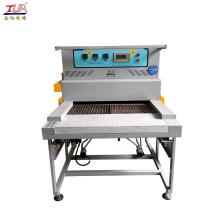 Intelligent rubber  PVC tag baking making machine/equipment