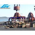 Steel Scrap Grab Electro Hydraulic Orange Peel Grab