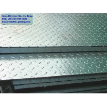 checkered plate grating