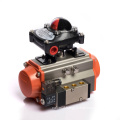APL210 series limit switch box for pneumatic actuator ball valve butterfly valve