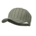 Chapéus de basebol pretos dos esportes para homens