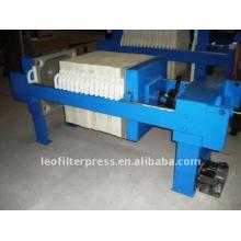 Machine de presse de filtre de Leo Filter Pres 630
