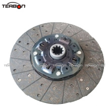 380*220*10*44.5*6S Heavy duty truck spare parts clutch disc cover