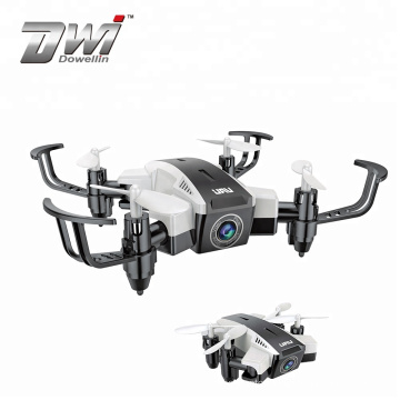 DWI 2.4G 4CH 6-Axis Gyro Hot rc mini quadcopter with camera and one key return