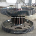 High Precision Helical Gear Assembly for Gearbox
