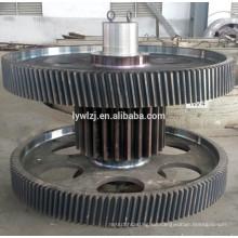 Hochpräzise Helical Gear Assembly für Getriebe