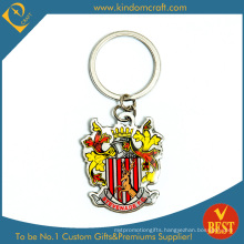 Wholesale Customized Metal Keychain with Free Sample.