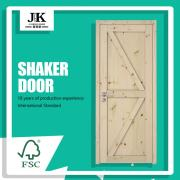 JHK-Main Carving Modern House Design Shaker Tussendeur