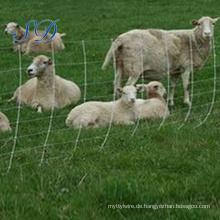 Verzinkter Feldzaun-Viehzaun eingehängter Knoten