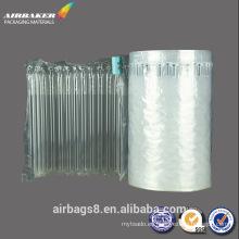 Cortina de abrigo de alta calidad columna aire para proteger el embalaje cóctel
