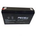 2018 PKCELL 6v 7ah Sealed Blei-Säure-Akku AGM-Typ