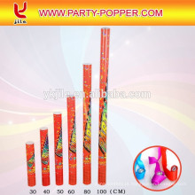 Poppers partido confete