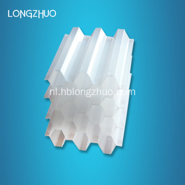 Anti UV Lamella plaat HoneycombTube Settler