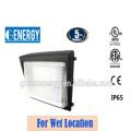 5 Jahre Garantie Made in China ETL DLC aufgeführt IP65 Moderne Außen 100W 120W 150W Wand im Freien montiert LED-Beleuchtung