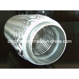 Stainless Steel Flex Pipes or Flexible Hoses with ISO/Ts16949 Certificate