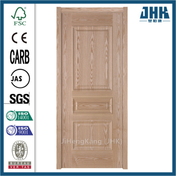 JHK Solid Wood Veneer Kitchen Flush Interior Door