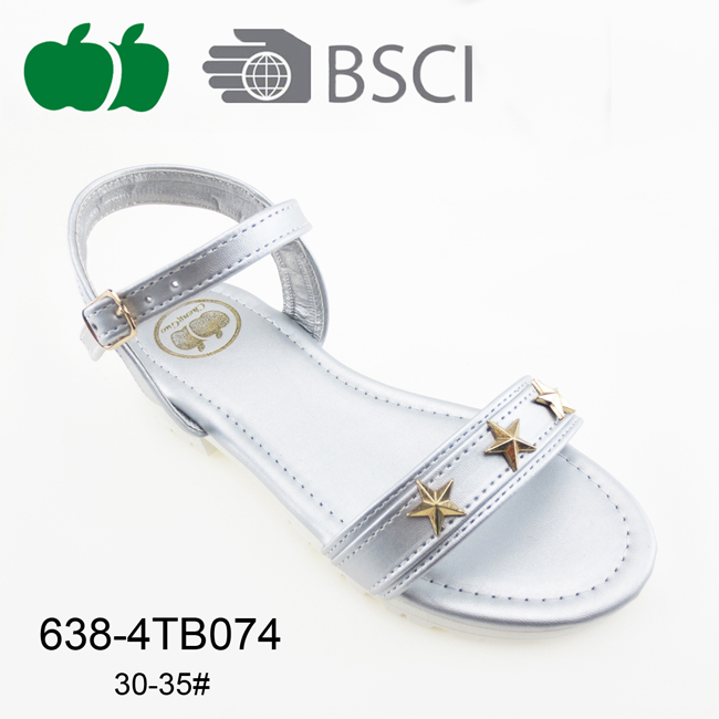 latest fashion girls sandals
