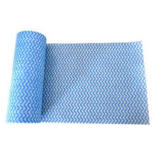 Soft Spunlace Nonwoven Home Clean Towel Roll for Auto Car C