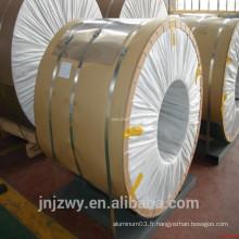 Chine fournisseur bobine en aluminium