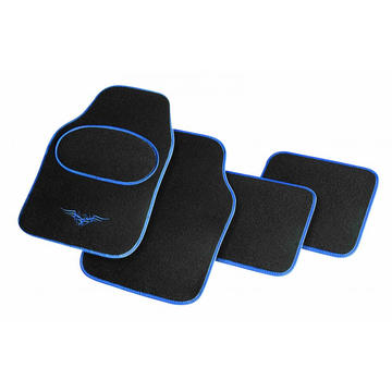 Factory selling for Custom Floor Mats car velvet floor mat export to Trinidad and Tobago Supplier
