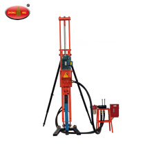 DTH Hydraulic Geotechnical Borehole Drilling Rig Equipment